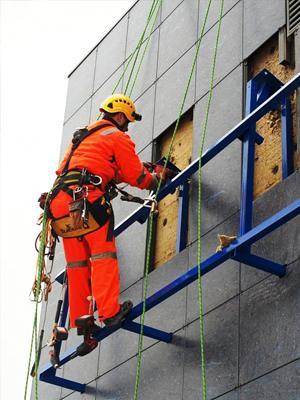 Монтаж вывесок и рекламных конструкций в Екатеринбурге РПГ Альтус